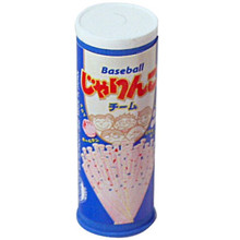 Iwako Baseball Can Eraser  From Iwako