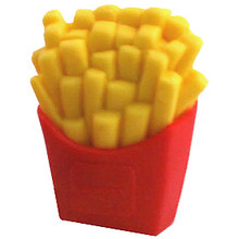 French Fries Eraser  From Iwako