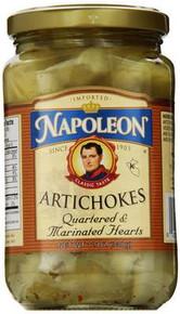 Artichokes, Marinated, 12 of 12 OZ, Napoleon Co.