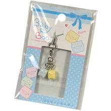Baby Boo Cell Phone Charm  From San-X