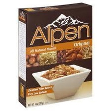 Alpen Muesli, All Natural, 12 of 14 OZ, Weetabix