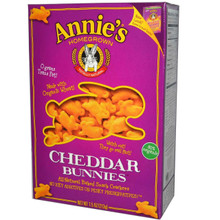 Cheddar Bunnies, Baked Snack, 12 of 7.5 OZ, Annie'S Homegrown