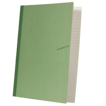 Medium Green Apica Notebook 8x6 in  From Apica
