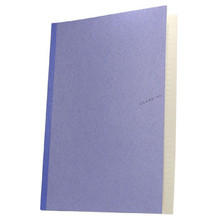 Large Violet Apica Notebook 10x7 in  From Apica
