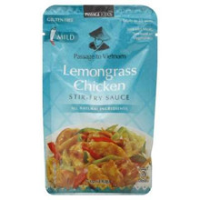 Lemongrass Stir Fry Sauce, 6 of 7 OZ, Passage To Vietnam