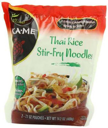 Noodles, Stir Fry Thai Rice, 6 of 14.2 OZ, Ka-Me