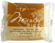 Shirataki, 6 of 8 OZ, Miracle Rice