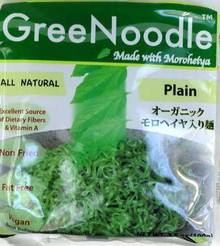 GreeNoodle, Plain, 12 of 3.5 OZ, Eon Foods International