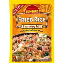 Fried Rice, 12 of 0.75 OZ, Sunbird
