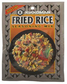 Rice, 24 of 1 OZ, Kikkoman International Inc