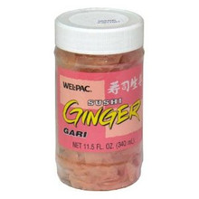 Shoga, Ginger, 12 of 11.5 OZ, Wel Pac