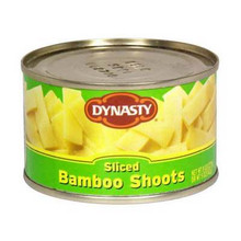 Bamboo Shoots, Sliced, 12 of 8 OZ, Dynasty