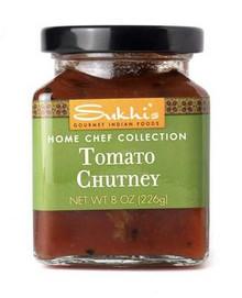 Chutney, Tomato, 6 of 8 OZ, Sukhi'S