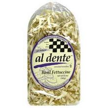 Basil Fettuccine, 6 of 12 OZ, Al Dente