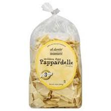 Pappardelle, Golden Egg, 6 of 12 OZ, Al Dente