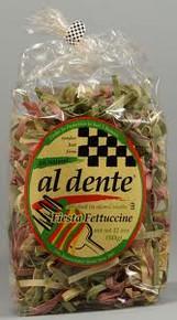 Tricolor Fettuccine, 6 of 12 OZ, Al Dente