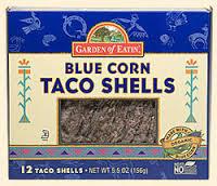Blue Corn, 12 of 5.5 OZ, Garden Of Eatin'