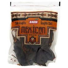 Chili Pods, Guajillo, 12 of 3 OZ, Badia Spices