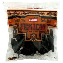 Chili Pods, Ancho, 12 of 3 OZ, Badia Spices