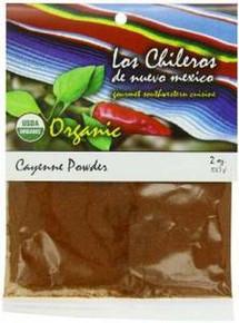 Cayenne, Powder, 12 of 2 OZ, Los Chileros
