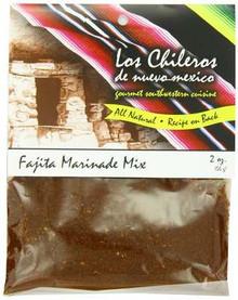 Fajita Marinade Mix, 12 of 2 OZ, Los Chileros