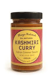 Kashmiri Curry, Mild, 6 of 12.5 OZ, Maya Kaimal