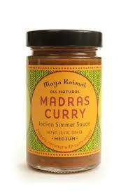 Madras Curry, Medium, 6 of 12.5 OZ, Maya Kaimal