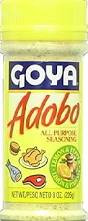 Adobo w/Lemon, 24 of 8 OZ, Goya