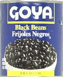 Black Beans, 12 of 29 OZ, Goya
