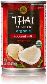Coconut Milk, 12 of 13.66 OZ, Thai Kitchen