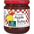 Apple Butter, 12 of 17 OZ, Eden Foods