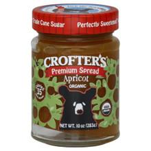 Apricot, Fair Trade, 6 of 10 OZ, Crofters