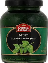 Apple Mint, 6 of 12 OZ, Crosse & Blackwell