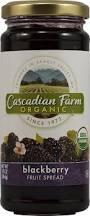Blackberry, 6 of 10 OZ, Cascadian Farm