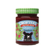 Raspberry Spread, 6 of 10 OZ, Crofters