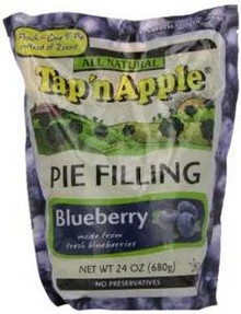 Blueberry, 6 of 24 OZ, Tap 'N Apple