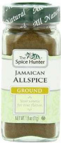 Allspice, Ground, Jamaican, 6 of 1.8 OZ, Spice Hunter