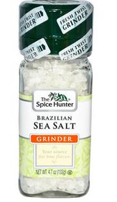 Brazilian Sea Salt, 3 of 4.7 OZ, Spice Hunter