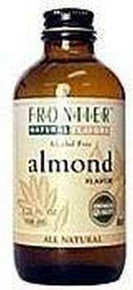 Almond, 4 OZ, Frontier Natural Products