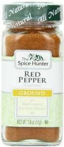 Cayenne, California, 6 of 1.8 OZ, Spice Hunter