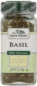 Basil, 6 of 0.3 OZ, Spice Hunter