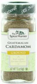 Cardamom, Ground, 6 of 1.9 OZ, Spice Hunter