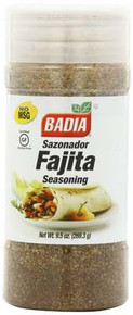 Fajita Seasoning, 12 of 9.5 OZ, Badia Spices