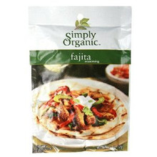 Fajita, 12 of 1 OZ, Simply Organic