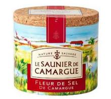 Fleur De Sel, 6 of 125 GR, Le Saunier De Camargue