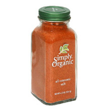 All Season Salt, 6 of 4.73 OZ, Simply Organic