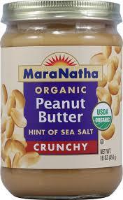Crunchy, 12 of 16 OZ, Maranatha