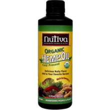 Hempseed Oil, 16 OZ, Nutiva