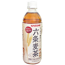 Suntory Barley Tea 16.5 Fz  From Kagome