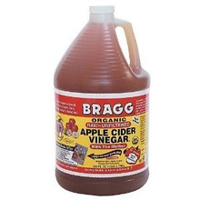 Apple Cider, Unfiltered, 4 of 1 GAL, Bragg